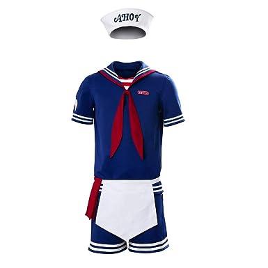 Cutygo Disfraz de Robin Scoops Ahoy para Halloween, Disfraz de ...
