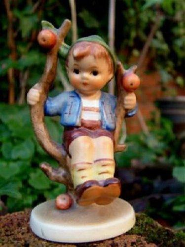 Goebel Hummel Apple Tree Boy HUM 142 c1960 Figurine