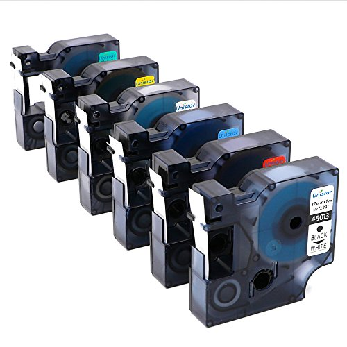 Unistar 6 Pack Combo Set D1 45010 45013 45016 45017 45018