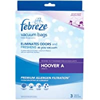 Febreze Hoover Style A Replacement Vacuum Bag, 3-Pack