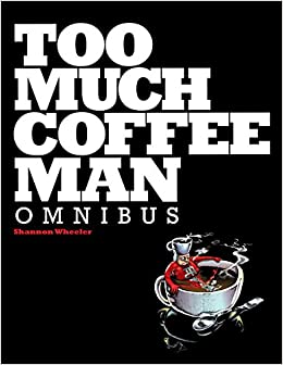 Book Too Much Coffee Man Omnibus