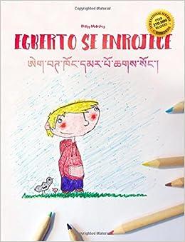 Egberto se enrojece/Egbert khong dmar po chags song: Libro ...