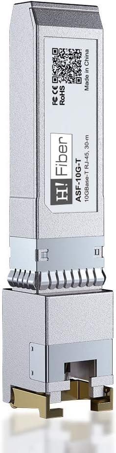 H Fiber 10g Sfp Rj45 Transceiver 10gbase T Sfp Computer Zubehör