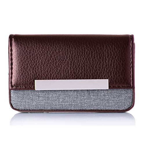 Maxgear Leather Business Card Cases Fashion Business Card Holder