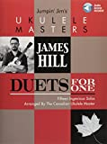 Jumpin' Jim's Ukulele Masters: James Hill: Duets