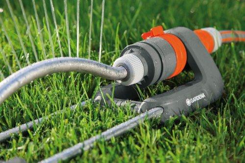 Gardena polo square foot oscillating sprinkler