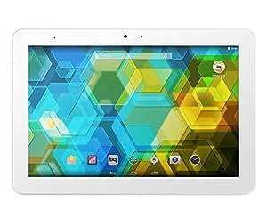 "BQ Edison 3 - Tablet de 10.1"" (Bluetooh 4.0 + WiFi, 32 GB, 2 GB RAM, Android 4.4), blanco"