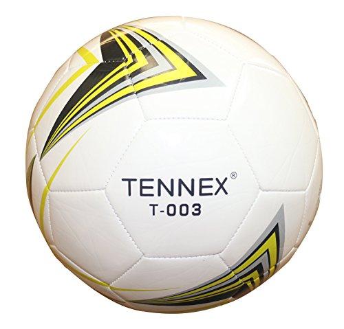 Tennex T-003 Football – Size: 5 Yellow