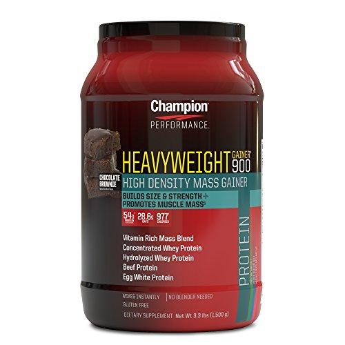 Champion Performance Heavyweight Gainer 900