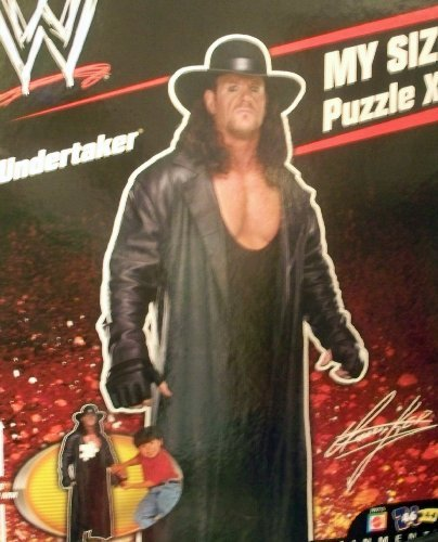 Undertaker My Size Puzzle by Mattel