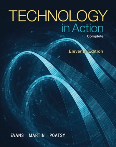 Technology in Action, Complete (Business In Action Ebook)