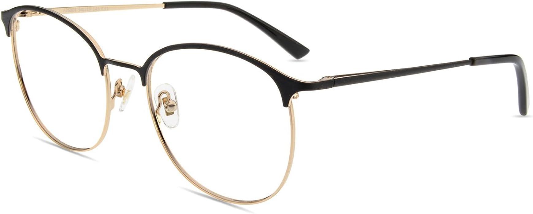 cf7cc3630b Firmoo Blue Light Blocking Computer Reading Glasses for Anti  Glare Eyestrain Headache with Stylish