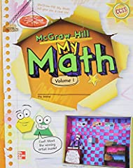 This set provides the consumable Student Edition, Volume 1, which contains everything students need to build conceptual understanding, application, and procedural skill and fluency with math content organized to address CCSS. Students engage ...