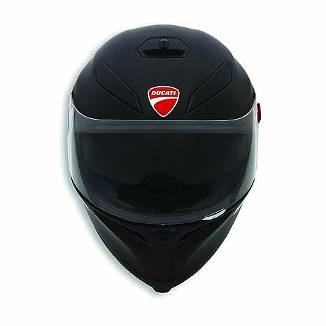 Amazon.com: Casco de moto Ducati Dark Rider V2 de AGV negro ...
