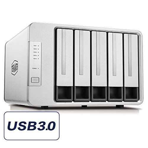 terramaster-d5-300c-usb305gbps-type-c-5-bay-raid-enclosure-support-raid-0-1-single-exclusive-2-3-rai
