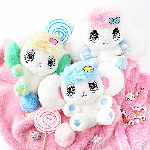 CLEVER-IDIOTS-INC-PeroPero-Sparkles-Stuffed-Animal-Plush