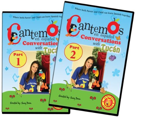 The Gift of Spanish Volume I - Cantemos en Español by Cantemos Set Level 1 (Image #3)