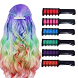 Best Bright Red Hair Dyes - Kyerivs Hair Chalk Temporary Washable Hair Color Dye Review
