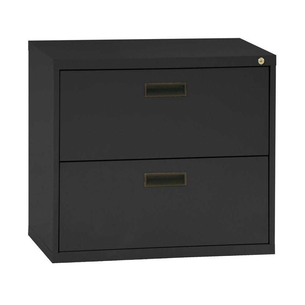 Groovy Amazon Com 400 Series 2 Drawer File Cabinet Size Finish Download Free Architecture Designs Grimeyleaguecom