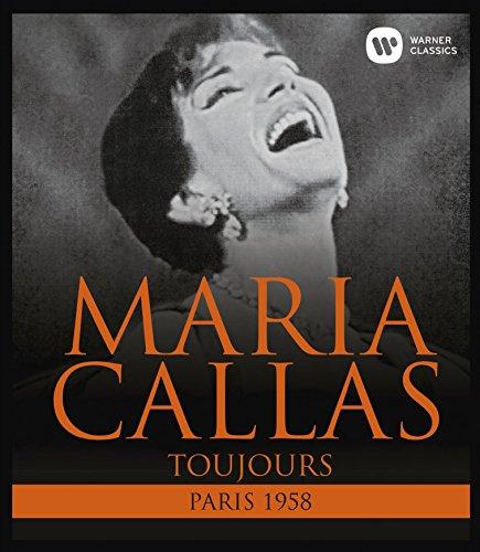 Callas Toujours (Paris 1958)(Blu-ray)