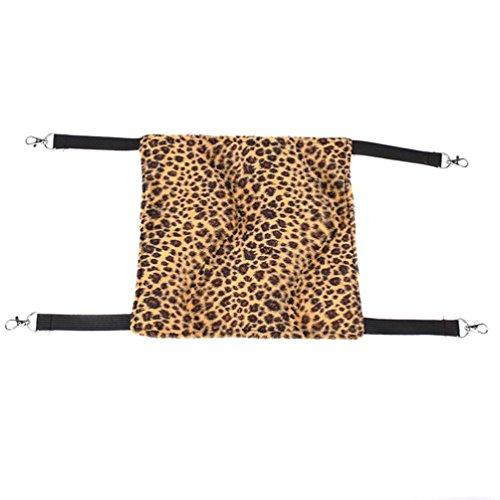 ion Polyester Pet Rat Rabbit/Ferret Chinchilla/Cat Hammock Bed Cover Bag Blankets (Multicolor) ()