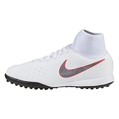 brand new b0dc7 252da Image Unavailable. Image not available for. Color: NIKE JR Magista ObraX 2  Academy DF TF ...