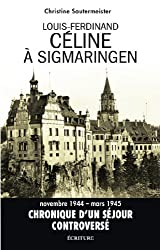 Céline à Sigmaringen