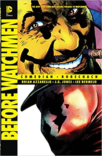 buy before watchmen comedian rorschach book online at low prices in