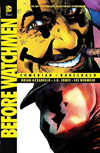 Before Watchmen: Comedian/Rorschach ()