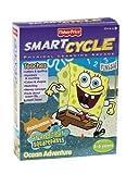 : Fisher-Price Smart Cycle [Old Version] SpongeBob Ocean Adventure Software Cartridge