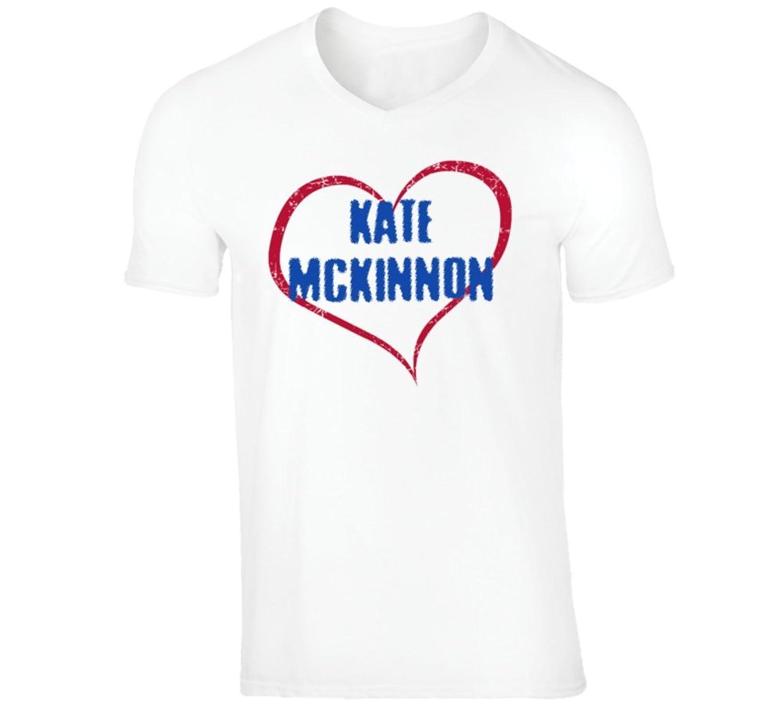 Kate McKinnon Funny Comedian Comedy Big Heart Love for V-Neck T shirt