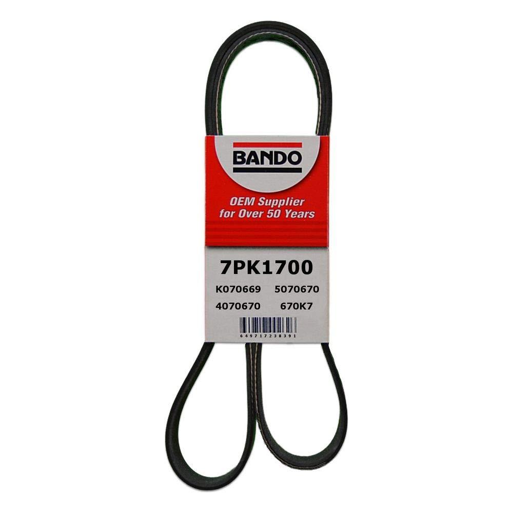 Bando 7PK1755 OEM Quality Serpentine Belt