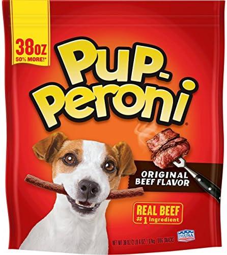 Pup-Peroni Original Beef Flavor Dog Snac