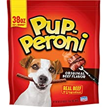 Pup-Peroni Original Beef Flavor Dog Snacks, 38-Ounce