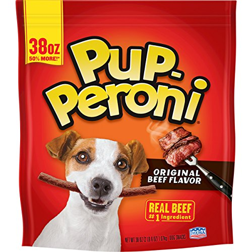 (Pup-Peroni Original Beef Flavor Dog Snacks, 38-Ounce)