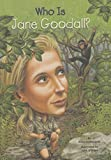 img - for Who Is Jane Goodall? (Who Was.?) book / textbook / text book