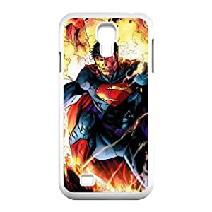 superman off the chain Samsung Galaxy S4 9500 Cell Phone Case White xlb2-069467