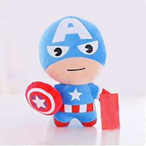 Captain America Plush Toy from Avengers height 20 cm