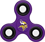 NFL Minnesota Vikings Three Way Diztracto Spinnerz