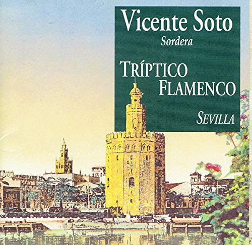 Lowest price challenge Triptico Inventory cleanup selling sale Flamenco-Sevilla