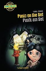 Panic on the Set - Panik am Set (Englische Krimis für Kids)