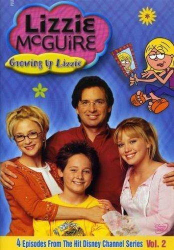 Lizzie McGuire - Growing Up Lizzie (TV Series, Vol. 2) by Walt Disney Home Video by Peter Montgomery, Mark Rosman Savage Steve Holland