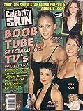 Celebrity Skin #126 Jessica Alba Nikki Cox Alyssa Milano