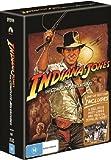 Raiders Lost Ark / Indiana Jones T. Doom / L. Crusade / Crystal Skull   NON-USA Format   PAL   Region 4 Import - Australia