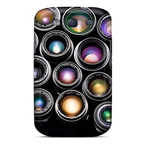 New Fashionable Mwaerke UffkMjy3114DhpxR Cover Case Specially Made For Galaxy S3(objectives)