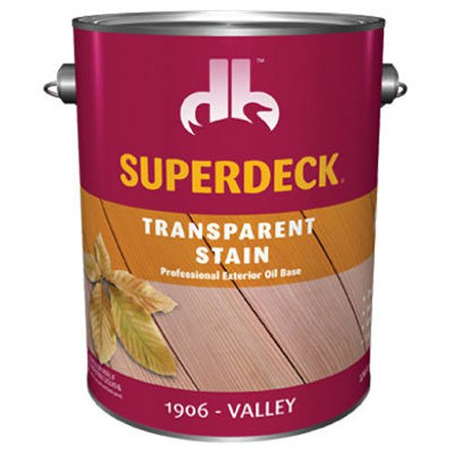 (Duckback Products DP-1906-4 Valley Exterior Stain)