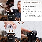 Aigostar Electric Coffee Blade Grinders, 12 Cups