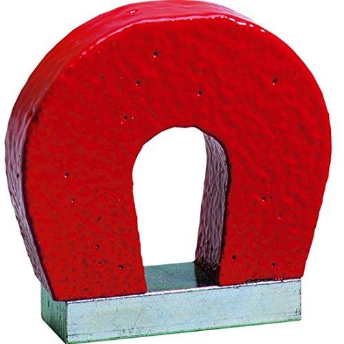 Alnico Horseshoe Magnet 1 x 1 1//8 in