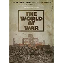 The World at War- Sir Lawrence Olivier, Anthony Eden VOLUME 11