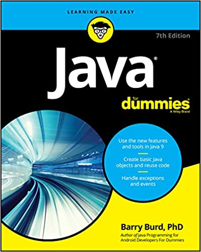 Java For Dummies (For Dummies (Computers)) 7, Barry Burd